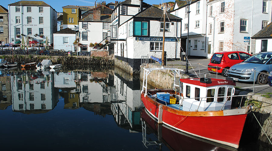 Inner Harbour Falmouth